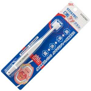 VIVATEC(ビバテック) 口腔ケア歯ブラシ 12本(6本入り×2) 360度歯ブラシ