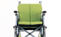 車椅子の立体フレーム