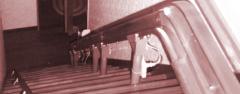 施工事例写真/階段昇降機の取付