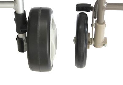 シルバーカーサンフィール(ウォーキング)のタイヤ
