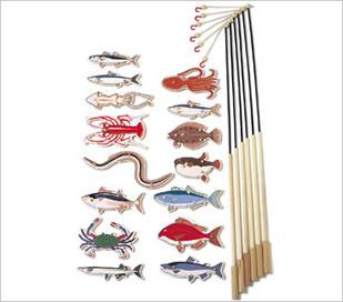 釣りっこ1 レクリエーション釣りゲーム