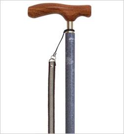 グランドカイノス 伸縮折りたたみ杖男性用 長さ79〜89身長約150〜170cm
