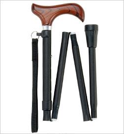 木製楓一本杖 E-205