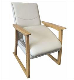 回転座椅子 低反発ウレタン使用