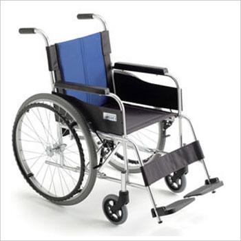 介助用車椅子 BAL-2 ハイポリマータイヤ