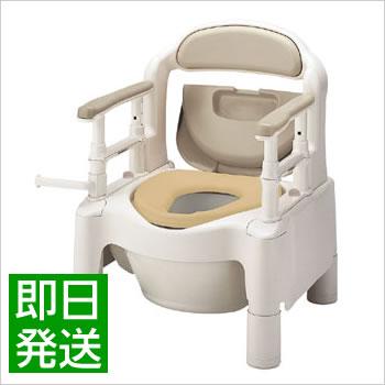 ポータブルトイレちびくまくんFX-CP