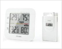 コードレス温湿度計 THD501