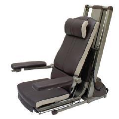 独立宣言 暖らんDSDAR 立ち上がり補助電動昇降座椅子 コムラ製作所
