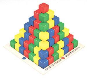 レクリエーション用品・脳げんき しりとりブロックくずしNH8000