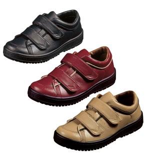 装具対応介護靴 Vステップ05 婦人用 片足販売