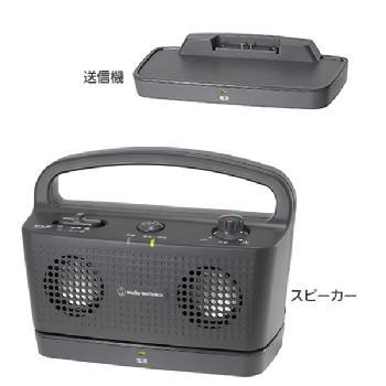 サウンドアシストスピーカー テレビ音声を手元で聞ける