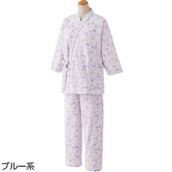 婦人 打合せパジャマ 柄おまかせ2枚組 38648 通年用
