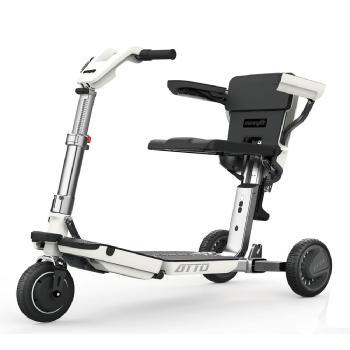 折りたたみができる電動車椅子 ATTO(アト) 肘掛付きタイプ 電動カート・シニアカー