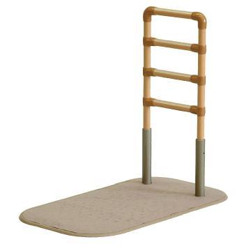 立ち上がり補助手すり たちあっぷ(ステンレス) CKA-12 使用場所:床・布団など