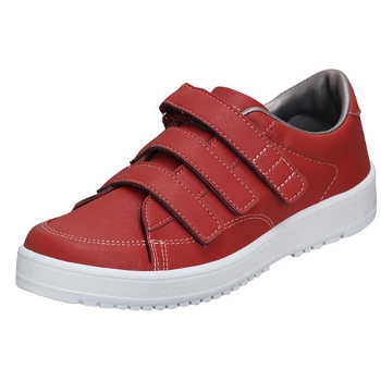 ムーンスター Vステップ07 屋外用介護靴 装具対応・リハビリシューズ 両足販売 紳士・婦人