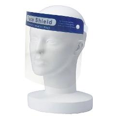 フェイスシールド 1ケース(200枚入り) SD782-000X-MB 感染防止対策
