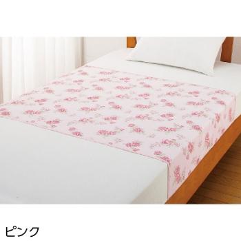 日本製 綿パイル防水シーツ(大) 39057 洗い替えにうれしい2枚組