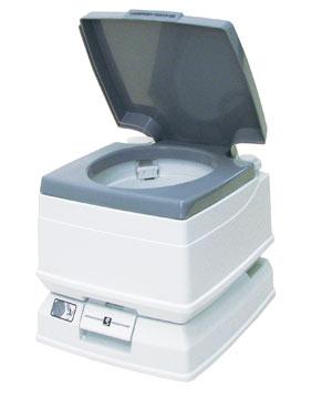 パスポート水洗式ポータブルトイレ 8Lタイプ P8L