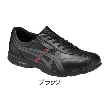 アシックス ライフウォーカーニーサポート200 O脚サポートシューズ 紳士靴