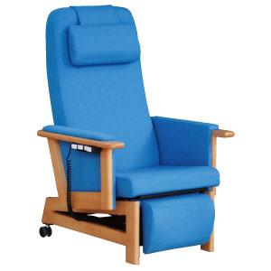 電動起立補助リクライニング機能付き椅子 マルチ5S 介護電動リクライニングチェア