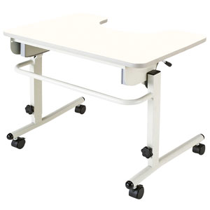 車椅子対応 安心テーブル ANT-01NW マキテック