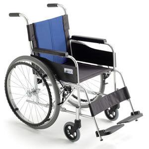 シンプルスタンダード車椅子 自走用 BAL-0