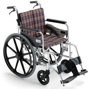 耐荷重130kg車椅子 KJP-2H 高座面タイプ