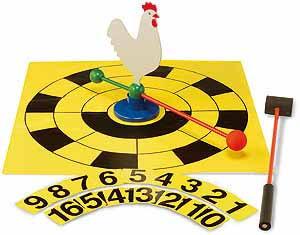 点鳥ルーレット 介護レクリエーション・ルーレットゲーム