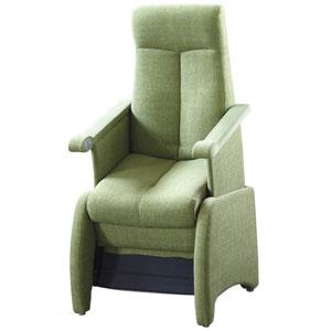 電動起立補助椅子 ライラック