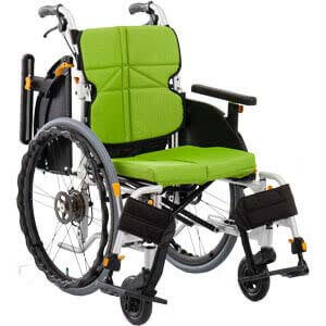 ネクストコア〜アジャスト 自走用車椅子 モジュールタイプ NEXT-51B