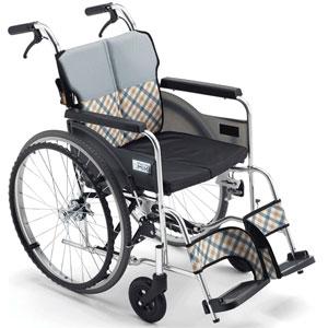 軽量コンパクト車椅子 MSR-1 自走用