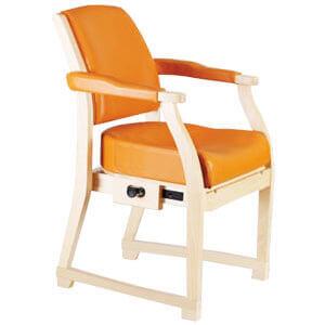 スポッとチェア 高齢者姿勢保持サポート介護椅子 丸菱工業