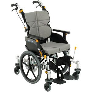 ネクストコア~くるり 介助用車椅子 中床タイプ NEXT-81B