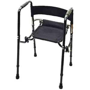 椅子つき座れる固定型歩行器 Rec01レックゼロワン