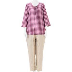 フドーねまき7型 通年用 つなぎねまきに見えないデザイン 上下続き服