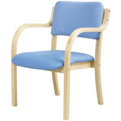 ダイニングチェア DC530P 介護施設向け椅子