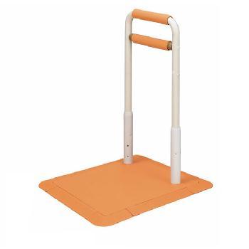ふくよく 床置式手すり水回りにもってこい 60-I 水周りに使える置くだけ手すり