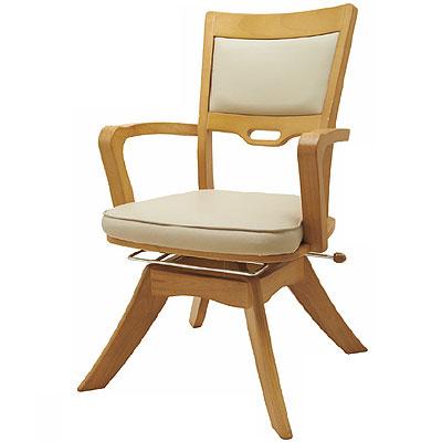 座面回転介護椅子 ピタットチェアEX 標準座面タイプ PT-17EX