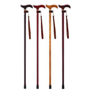 木製杖 ベーシックタイプ 直径18mm 長さ85cm 身長約160cm台