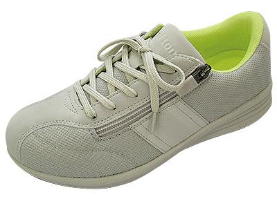 ユニトーン02 ロングファスナータイプ 屋外用介護靴 両足販売 婦人