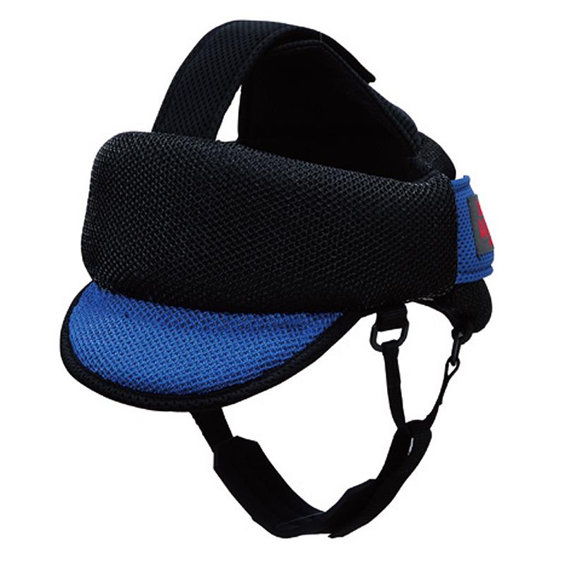 (メッシュ素材 頭部保護 帽子 転倒)介護用品 ヘッドガード キヨタ スーパーエアリ KM-20