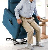 電動昇降椅子