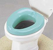 トイレ-補高便座