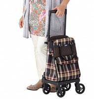 高齢者向けのキャリーバッグ