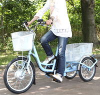 高齢者・シニア向け自転車