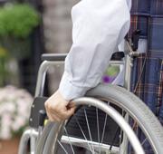 車椅子で暮らしが大きく広がります。