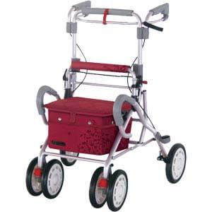 ナウコンパクト シルバーカータイプの歩行車