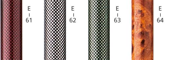 愛杖 太杖シリーズ 伸縮杖のカラー