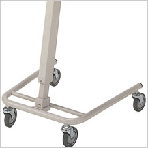 四輪歩行器 アルコー8型ブレーキ付き