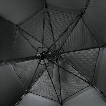 ファンククール 扇風機付き日傘